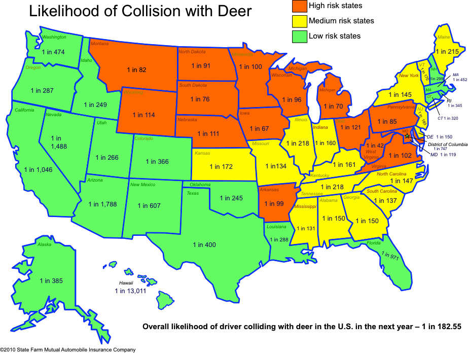 SFlikelihood_collision_with_deer