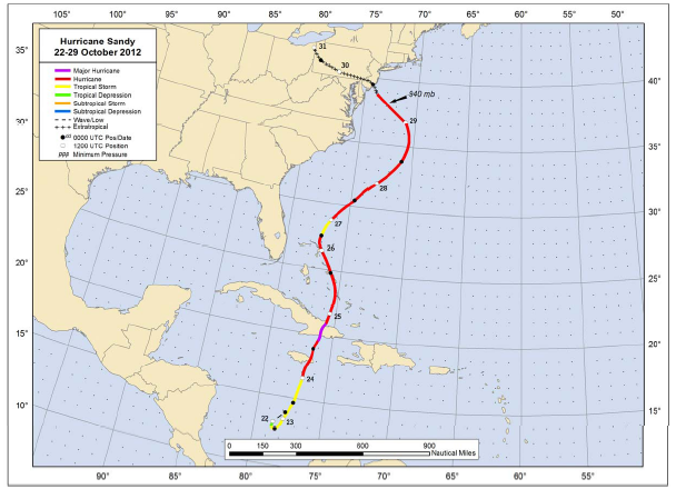 the formation and categorization of tropical hurricanes in the caribbean and se united states Vxepa united states  december 1992 characterization of use impairments of the us  hurricanes and tropical storms.