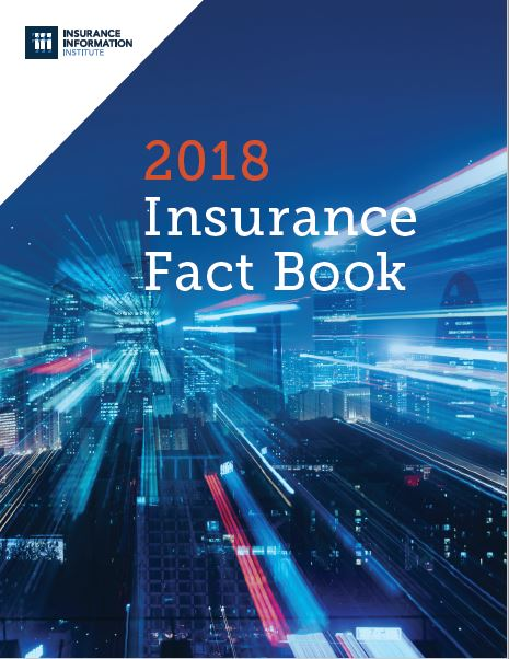 Triple I Blog Insurance Information Institute Releases 2018 Fact Book