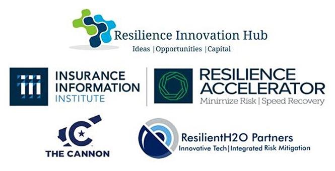 Insurance innovators' logos