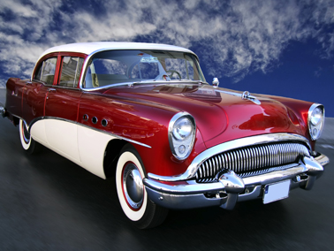 insuring your classic car