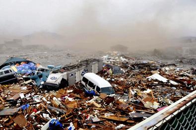 Japan Earthquake and Pacific Tsunamis   III