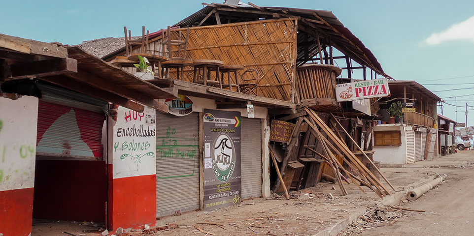 Background On Earthquake Insurance And Risk III