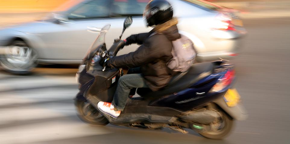 Background On Motorcycle Crashes