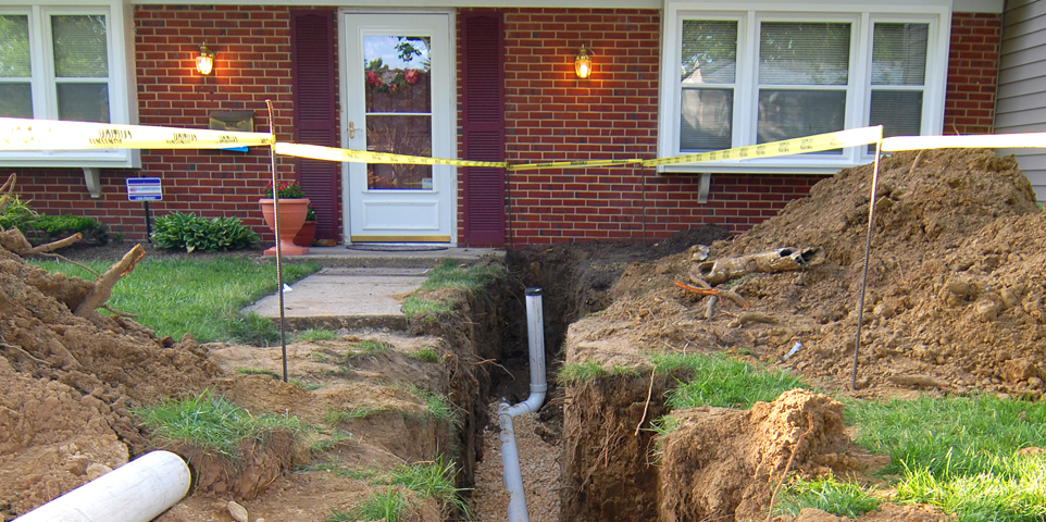 Protect your house from sewer backups | III