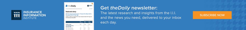 The I.I.I. Daily Newsletter